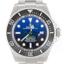 Rolex Sea-Dweller Deepsea Stahl 44mm Blau Deutschland, Düsseldorf