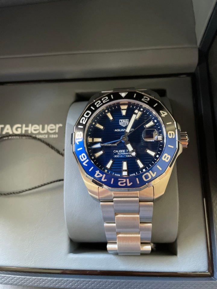 TAG Heuer Aquaracer 300M WAY201T.BA0927 neu