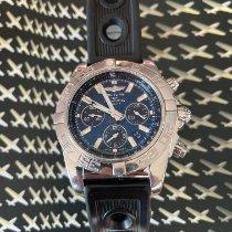 Breitling Chronomat 44 Acier 44mm Bleu Sans chiffres France, ASSAT