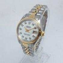 Rolex Lady-Datejust Gold/Steel 26mm Silver No numerals United Kingdom, Shrewsbury