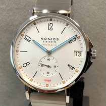 NOMOS Steel 42mm Automatic 580 new