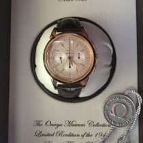 Omega Museum Rose gold 39mm Silver United Kingdom, Kenn