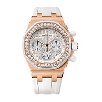 Audemars Piguet 26048OK.ZZ.D010CA.01 Rose gold Royal Oak Offshore Lady 37mm new