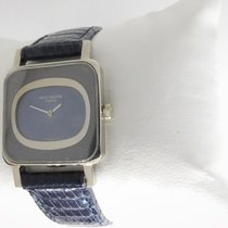 Patek Philippe Or blanc 25mm Remontage manuel 4183 occasion
