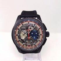 Zenith El Primero Lightweight neu 2014 Automatik Chronograph Uhr mit Original-Box und Original-Papieren 10.2260.4052W/98.R573