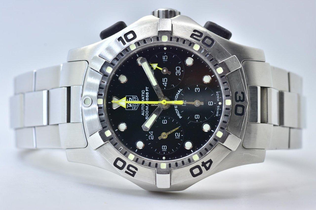 TAG Heuer Aquagraph CN211A.BA0353 2015 подержанные