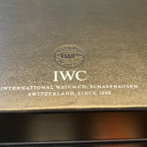 IWC Big Ingenieur Chronograph Acier 45mm Noir