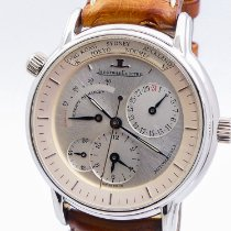 Jaeger-LeCoultre Master Control Platyna Srebrny