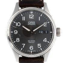 Oris Big Crown ProPilot Steel 45mm Grey