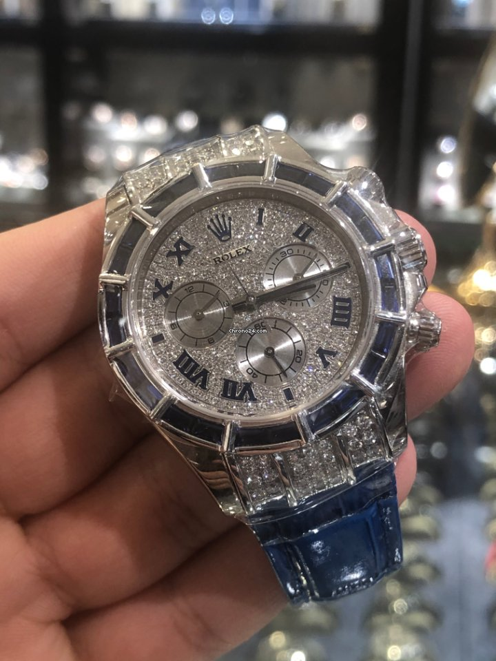 Rolex Daytona 116519 2017 new