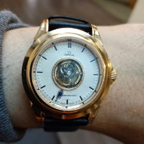 Omega De Ville Central Tourbillon Rose gold