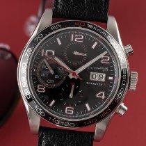 Eberhard & Co. Champion V Steel 43mm Black