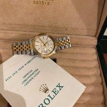 Rolex Datejust Turn-O-Graph Gold/Steel 36mm White No numerals United Kingdom, lancashire