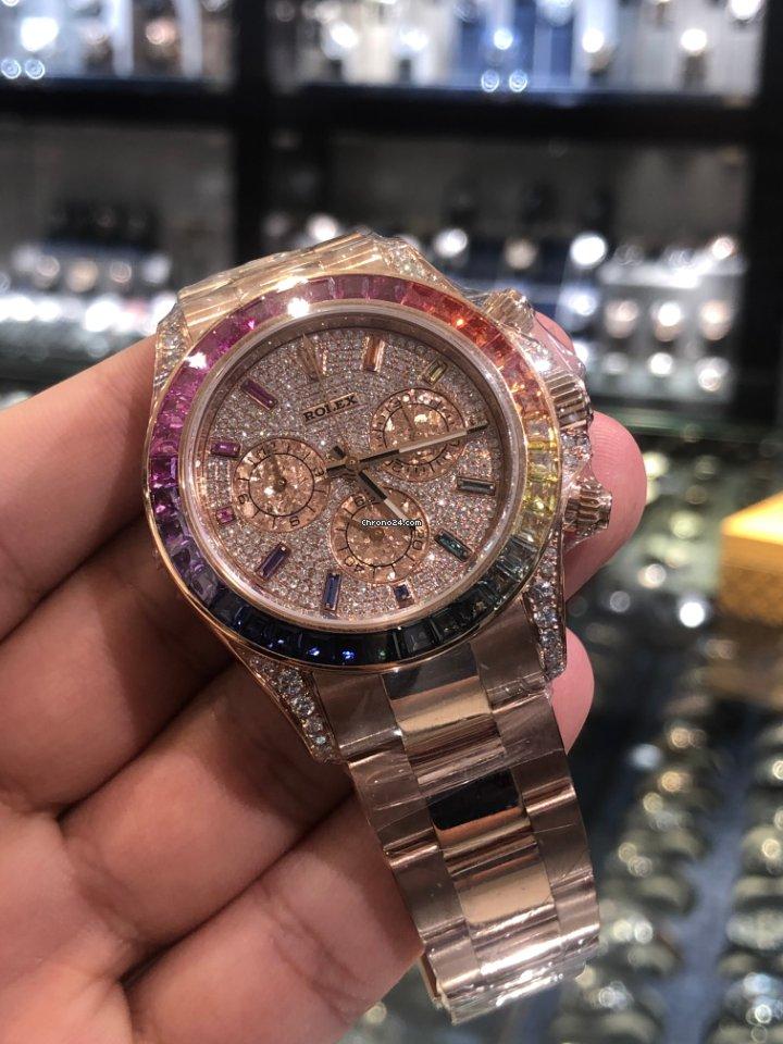 Rolex (ロレックス) デイトナ 116505 2021 新品