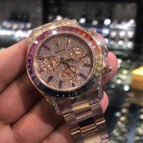 Rolex Daytona Rose gold 40mm No numerals UAE, Dubai