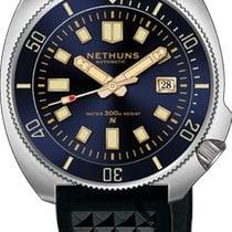 Nethuns Steel 44mm Automatic new