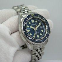 Seiko Marinemaster occasion Bleu Acier