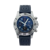 Breitling Superocean Chronograph Steelfish Steel Blue United States of America, Georgia, ATLANTA