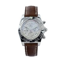 Breitling Chronomat 44 Steel 44mm Silver United States of America, Georgia, ATLANTA
