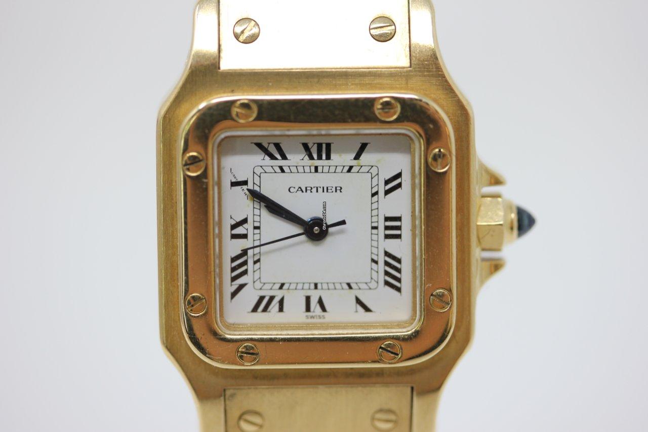 Cartier Santos (submodel) 2000 gebraucht