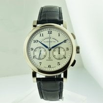 A. Lange & Söhne 1815 White gold 39.5mm Silver United States of America, Arizona, Scottsdale