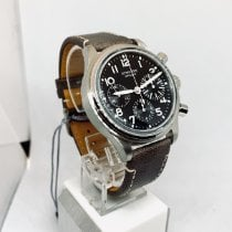 Longines Avigation new 2020 Automatic Chronograph Watch with original box and original papers L2.816.4.53.2