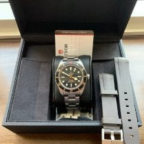 Tudor Black Bay Fifty-Eight Steel 39mm Black No numerals United States of America, New York, New York