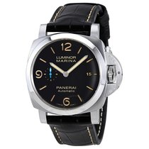 Panerai Luminor Marina 1950 3 Days Automatic Steel 44mm Black Arabic numerals United States of America, Georgia, Alpharetta
