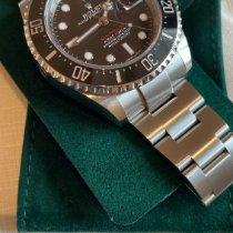 Rolex Sea-Dweller Сталь 43mm Черный Без цифр Россия, Moscow