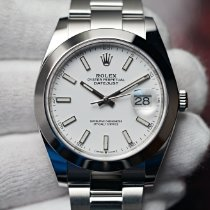Rolex Datejust Steel 41mm White No numerals United States of America, Florida, Orlando