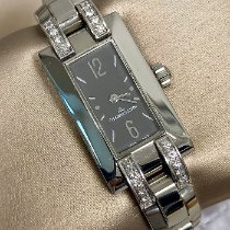 Jaeger-LeCoultre Ideale Сталь 17mm Cерый