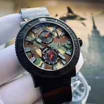 Ulysse Nardin Diver Black Sea Steel Black
