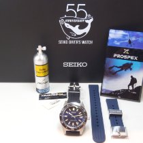 Seiko Marinemaster Steel 39.9mm Blue No numerals United States of America, California, El Segundo