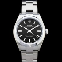 Rolex Oyster Perpetual 31 Steel 31mm Black United States of America, California, Burlingame