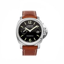 Panerai PAM00048 Steel Luminor Marina Automatic 40mm pre-owned United States of America, Pennsylvania, Bala Cynwyd