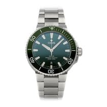 Oris 01 733 7730 4157-07 8 24 05PEB Steel Aquis Date 43.5mm pre-owned United States of America, Pennsylvania, Bala Cynwyd