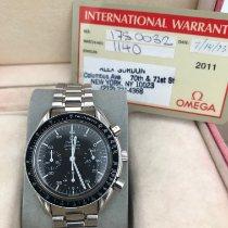 Omega Speedmaster Reduced Steel 39mm Black No numerals United States of America, Florida, Miami