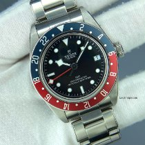 Tudor Black Bay GMT Steel 41mm Black No numerals United States of America, Kentucky, Lexington