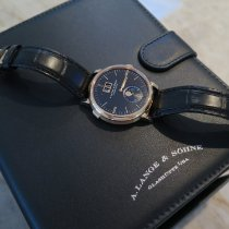 A. Lange & Söhne Saxonia Rose gold 40mm Black No numerals United States of America, California, Tujunga