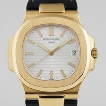 Patek Philippe 5711J-001 Yellow gold 2007 Nautilus 40mm pre-owned
