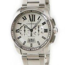 Cartier Calibre de Cartier Chronograph Argent