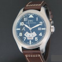 IWC Pilot IW326104 Ny Stål 44mm Automatisk
