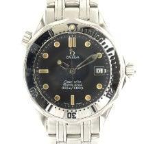 Omega Seamaster Diver 300 M Acier 36mm Bleu