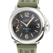 Panerai Luminor Marina PAM00631 Meget god Stål 44mm Manuelt