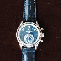 Patek Philippe Annual Calendar Chronograph neu 2011 Automatik Chronograph Uhr mit Original-Box und Original-Papieren 5960P-015