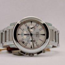 Zenith Port Royal nuevo 2002 Automático Cronógrafo Reloj con estuche y documentos originales 01/02.0451.400