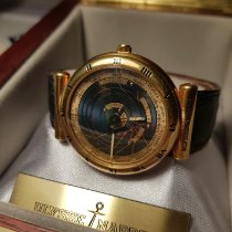 Ulysse Nardin Planetarium Copernicus Yellow gold 40mm Roman numerals