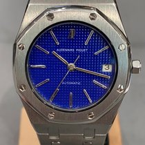 Audemars Piguet Royal Oak Acier Bleu France, Paris