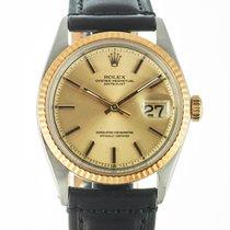 Rolex 1601 Arany/Acél 1964 Datejust 36mm használt Magyarország, Budapest