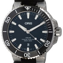 Oris Aquis Date 43mm Black United States of America, Texas, Austin